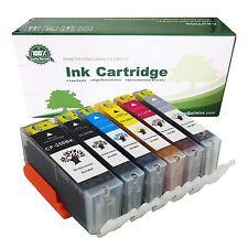 6 Ink PGI250XL CLI251XL For Canon MG7120 MG5422 MG5520 iX6820 iP8720 iP7250 Grey