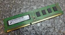 1GB Micron HP 497156-D01 PC3-10600U 1Rx8 DDR3 240-p NON - ECC COMPUTER MEMORIA