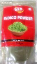 Bio Organic Indigo Powder  No Additives Pure Natural Hair Colorant / Dye - 200g