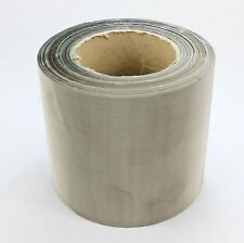 SUPERFINE STAINLESS STEEL MESH - 115MM x 30.5mm OFF-CUT ROLL - BARGAIN PRICE