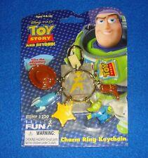 Disney Pixar Original Toy Story Charm Keychain MOC