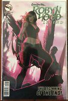 Robyn Hood Legend #1 Cover C 1st Print Grimm Zenescope GFT NM