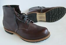 EXCELLENT Red Wing Heritage 9011 Beckman Black Cherry Mens Boots 11 D
