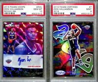 🔥2 GUARANTEED PSA GRADED LUKA, ZION, TRAE, JA RCs+ PSA Legends EVERY PACK! Read