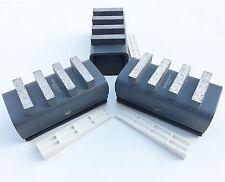 3PK Diamond Grinding Blocks Fits EDCO,STOW,Husqvarna, Diamond Products Grinders