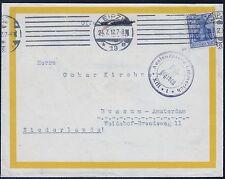 == DR Germania Mi. 87 IIb auf Brief, gepr. BPP, Kat. 200€ ==