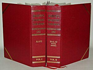 Kempe's Engineers Year Book - 2 Book Set - Hardback, 1992 - Benn Business