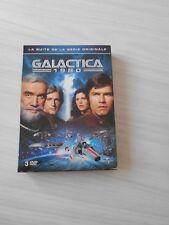BATTLESTAR GALACTICA L'INTEGRALE DE LA SERIE DE 1980 EN COFFRET 3 DVD