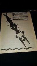 The Undertones Julie Ocean Rare Original U.K. Promo Poster Ad Framed!