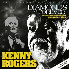 Kenny Rogers - Diamonds Are Forever (201)  2CD  NEW/SEALED  SPEEDYPOST