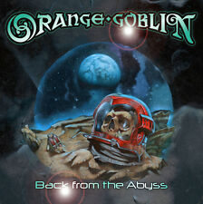 ORANGE GOBLIN - BACK FROM THE ABYSS - CD SIGILLATO 2016