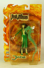 Art Asylum Dark Alliance Series 1 Jade Action Figure MOC