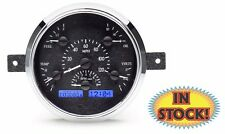 Dakota Digital 1949-50 Ford Car and VHX Instruments Gauge Kit VHX-49F-K-B