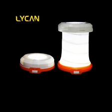 LYCAN MAGICIAN Folding LED Lantern 3Way 110Lumens CREE XPE Q5 for Camping