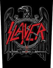 SLAYER - Black Eagle Rückenaufnäher Backpatch