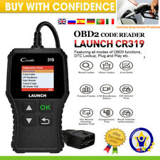 Launch CR319 EOBD OBD2 Engine Automotive Car Code Reader Scanner Diagnostic Tool