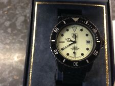 Tag Heuer 1000 Series Jubilee *STRAP* Only PVD  NOS James Bond Living Daylights