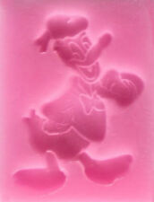 Donald Duck Silicone Mold, Candy, Fondant, Cake Decorating