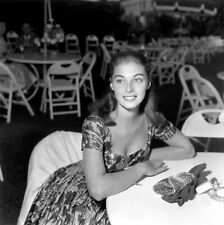 PIER ANGELI PHOTO stunning gorgeous young photograph