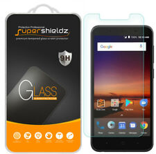 Supershieldz Tempered Glass Screen Protector Saver For ZTE Avid 4