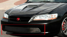 1998-2000 Honda Accord 4dr GrillCraft black Lower grille insert MX-Series grill