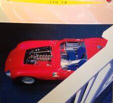 Ferrari 250 TR Spider Fantuzzi  Chassis #4 Extremely Rare Car Poster! Own It!