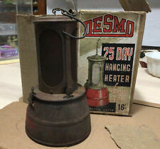 More details for vintage desmo hanging heater  lamp boxed garage work shop greenhouse shed