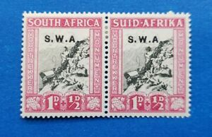 South West Africa Stamps, Scott B2 MLH