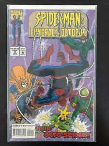 SPIDER-MAN FUNERAL FOR AN OCTOPUS #2  MARVEL COMICS 1995 NM