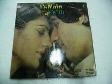 EK MAIN AUR EK TU RD R.D.BURMAN 1986  RARE LP RECORD OST orig BOLLYWOOD VG+