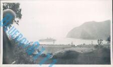 Liner MV Reina del Pacifico Pacific navigation Line Isle Juan Fernadez 1949 v2