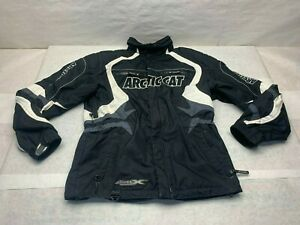 ARCTIC CAT A-TEX Waterproof Breathable SNOWMOBILE JACKET SIZE MENS M