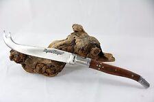 Laguiole Bougna couteau à FROMAGE manche Palisandre neuf 6320
