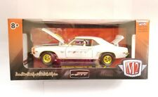 M2 Machines 1969 Chevrolet Camaro SS 396 R56 CHASE [500 Pieces] 1:24 Scale. NEW