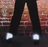 MICHAEL JACKSON off the wall (CD, album, special edition) disco, soul, interview