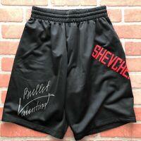Valentina Shevchenko autographed signed inscribed trunks UFC Bullet PSA COA