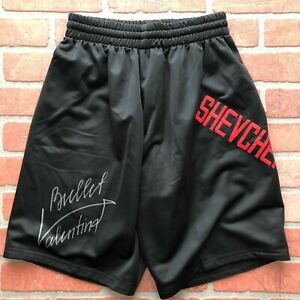 Valentina Shevchenko autographed signed inscribed trunks UFC Bullet PSA COA