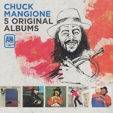 Chuck Mangione /  Chase The Clouds Away, Main Squeeze, 70 Miles , u.(5 CDs,NEW)