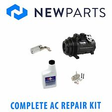Dodge Grand Caravan 2008-2010 4.0L A/C Repair Kit with New Compressor & Clutch