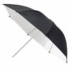 Brand New Silver/black Professional Studio Flash reflective Umbrella 102cm