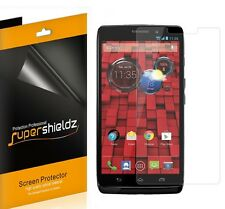 6X Supershieldz HD Clear Screen Protector Guard For Motorola Droid Ultra Verizon