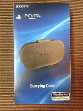 Sony PS Vita Carrying Case NEW Sealed Playstation Vita
