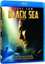 NEW BLU RAY  - BLACK SEA - Jude Law, Scoot McNairy, Ben Mendelsohn,