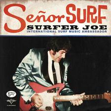 CD - Surfer Joe - Senor Surf - surf music from Italy - ltd 300 copies