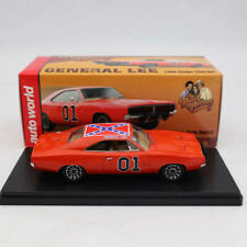 1/43 Auto World 1969 Dodge Charger General Lee Red AWRSS1151 Limited Edition