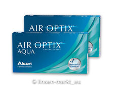 Air Optix AQUA ALCON 2x6 - ab -0.50 D bis -9.00 D - Neu&OVP