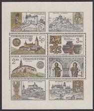 Tschechoslowakei 1982  Block 50  postfrisch