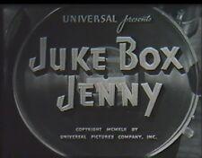 JUKE BOX JENNY  1942  KEN MURRAY, HARRIETT HILLIARD