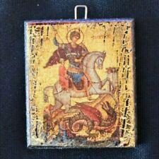 St. George Greek Orthodox Christian Icon
