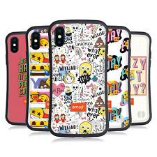 OFFICIAL emoji® MILLENIALS HYBRID CASE FOR APPLE iPHONES PHONES